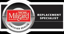 milgard replacement specialist badge