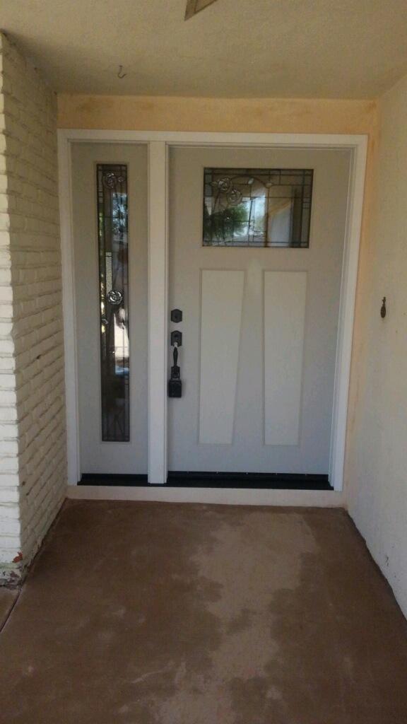 Entry Door 06