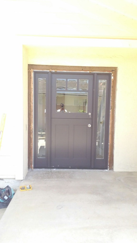 Entry Door 12