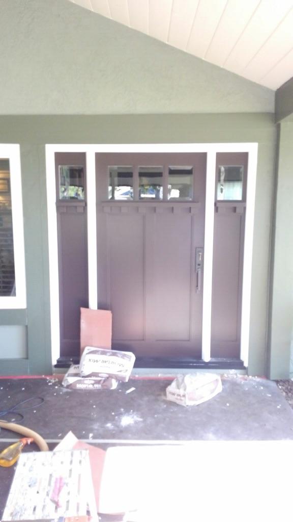 Entry Door 15