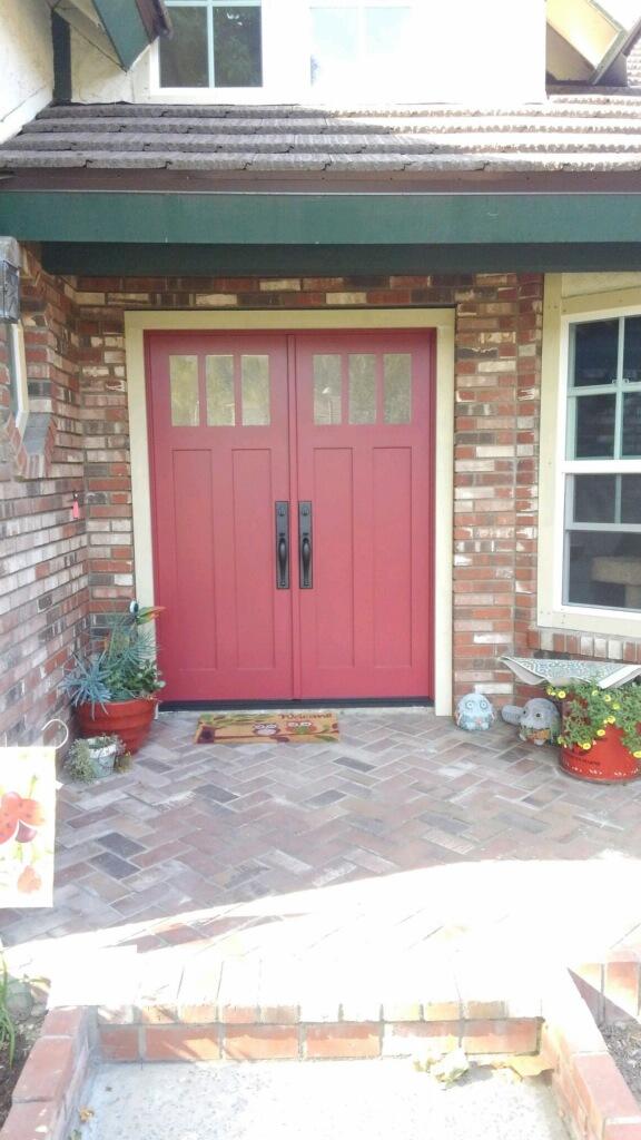 Entry Door 16