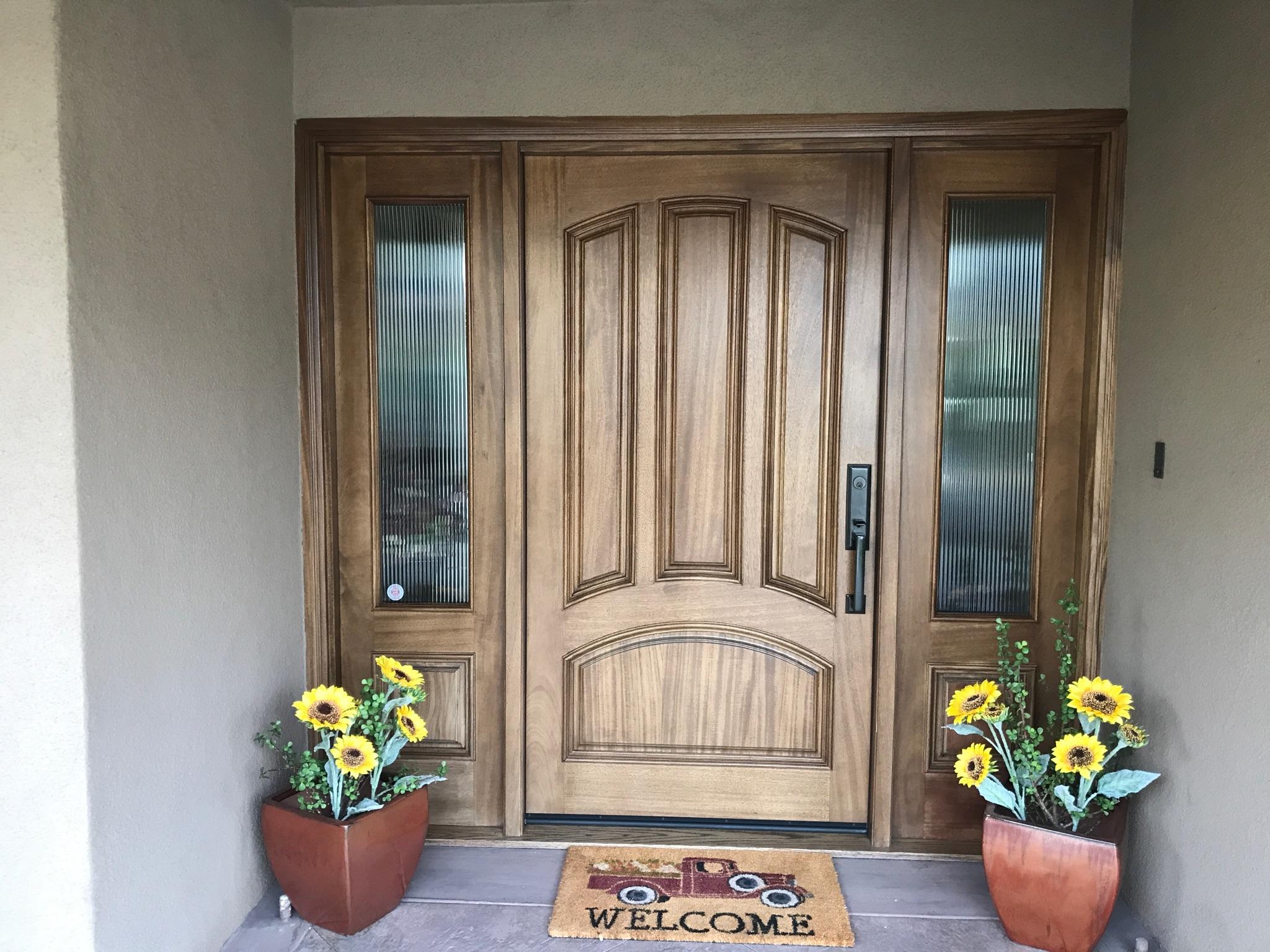 Entry Door 18