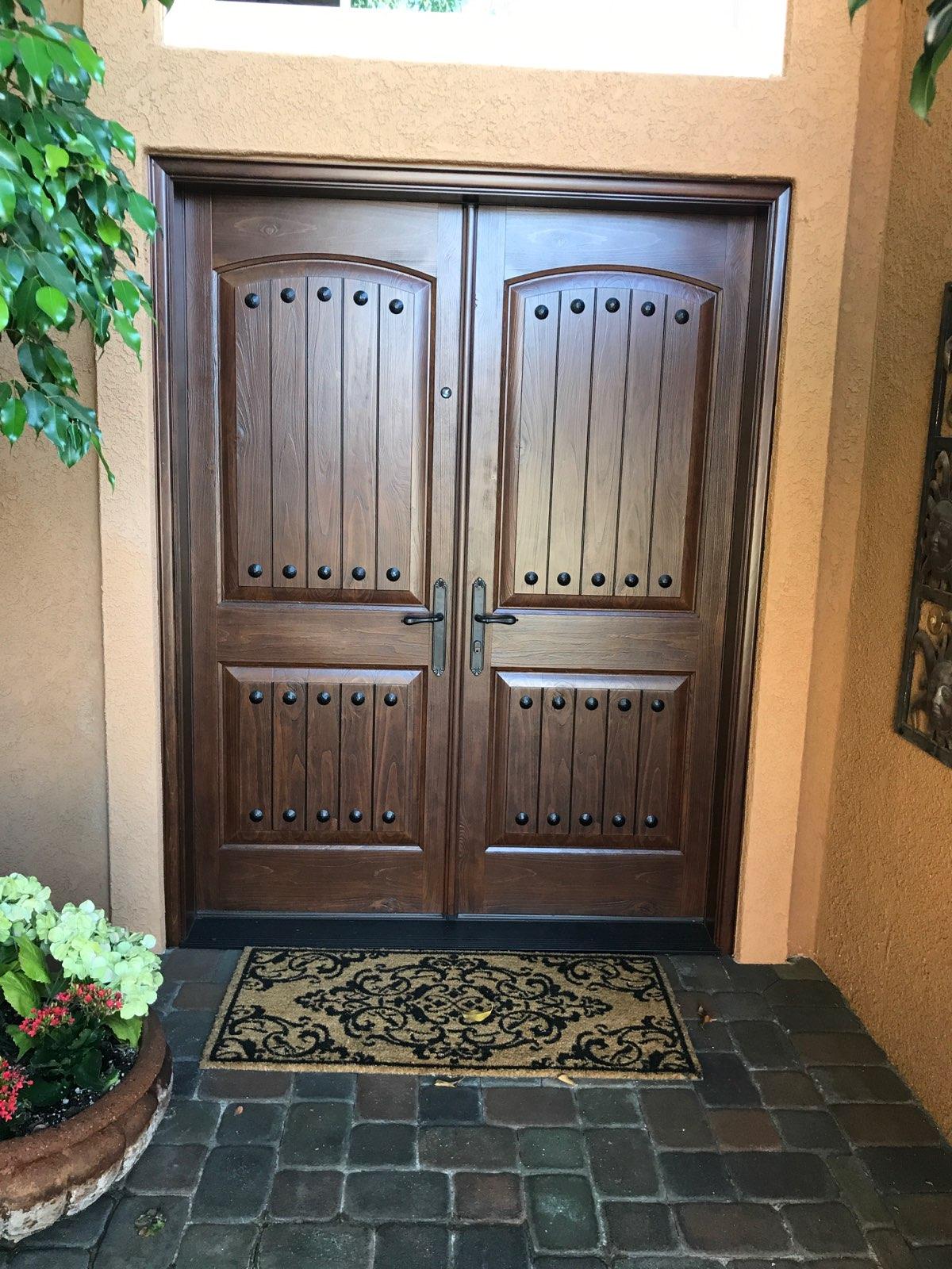 Entry Door 19