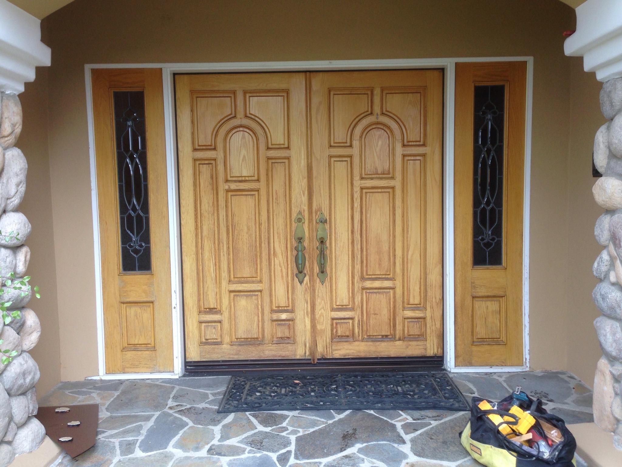 Entry Door 22