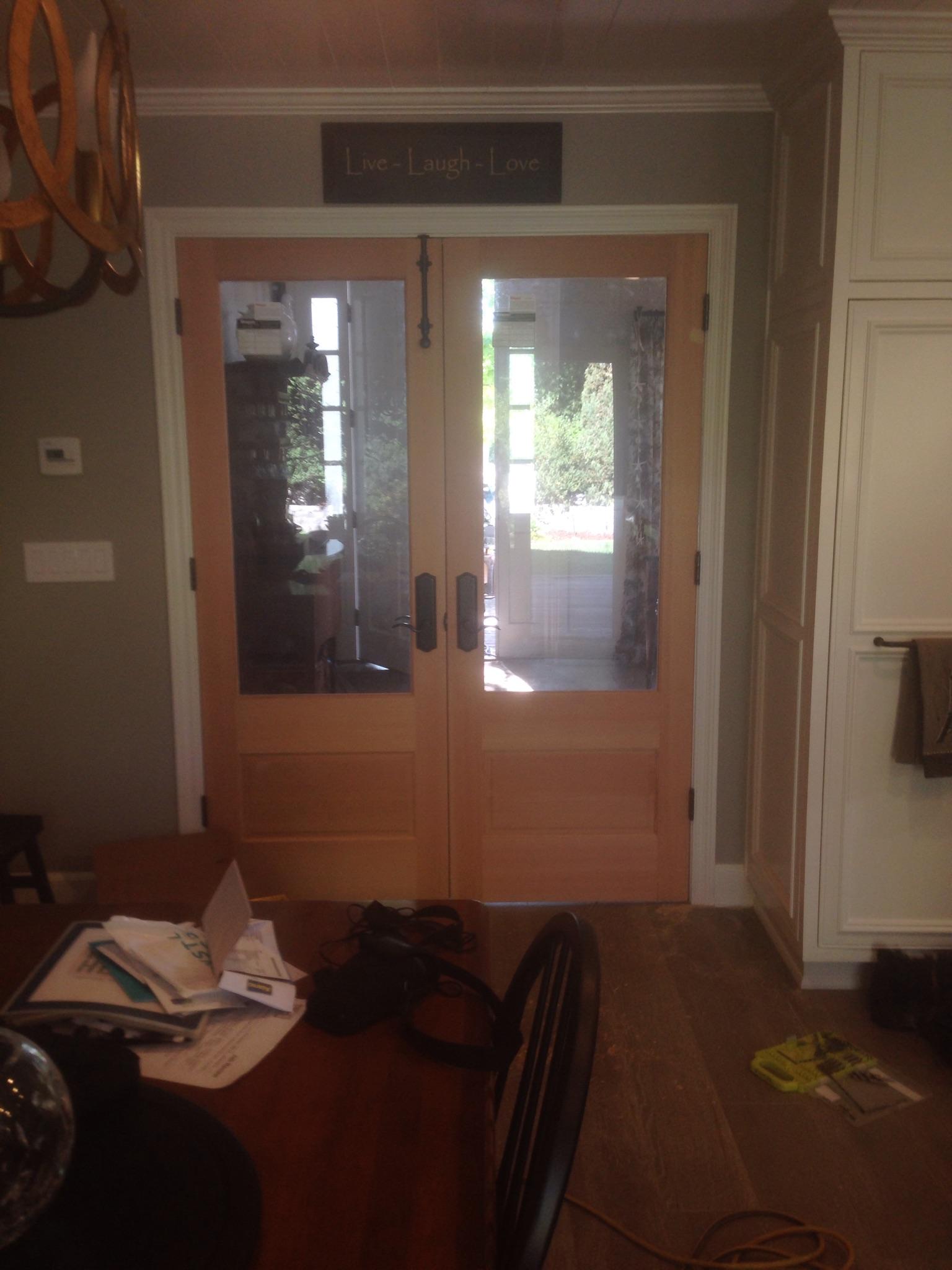 Entry Door 23
