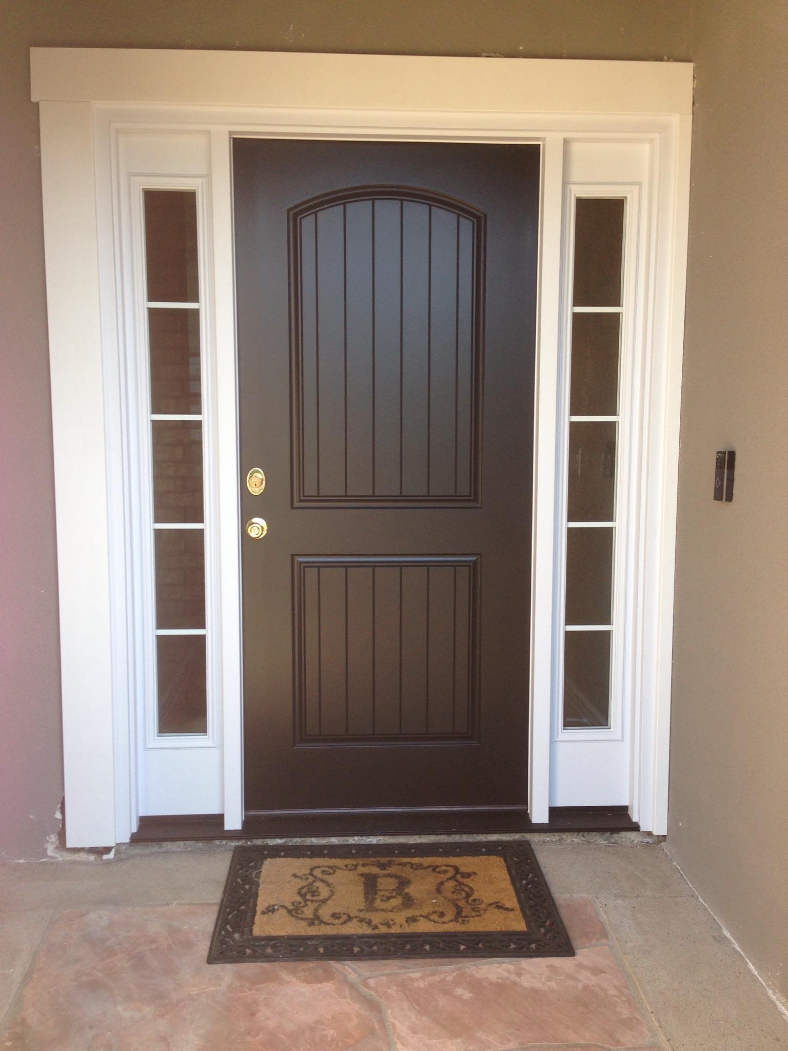 Entry Door 24