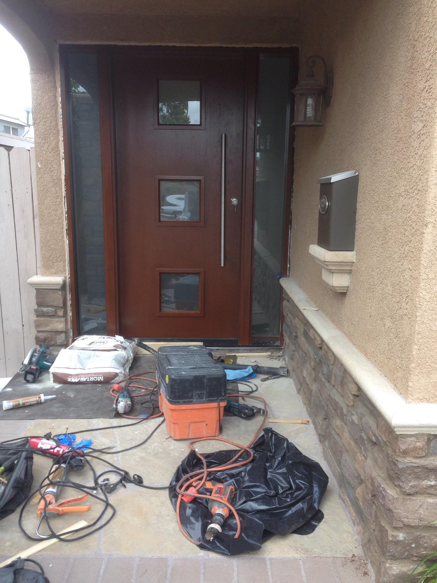 Entry Door 25