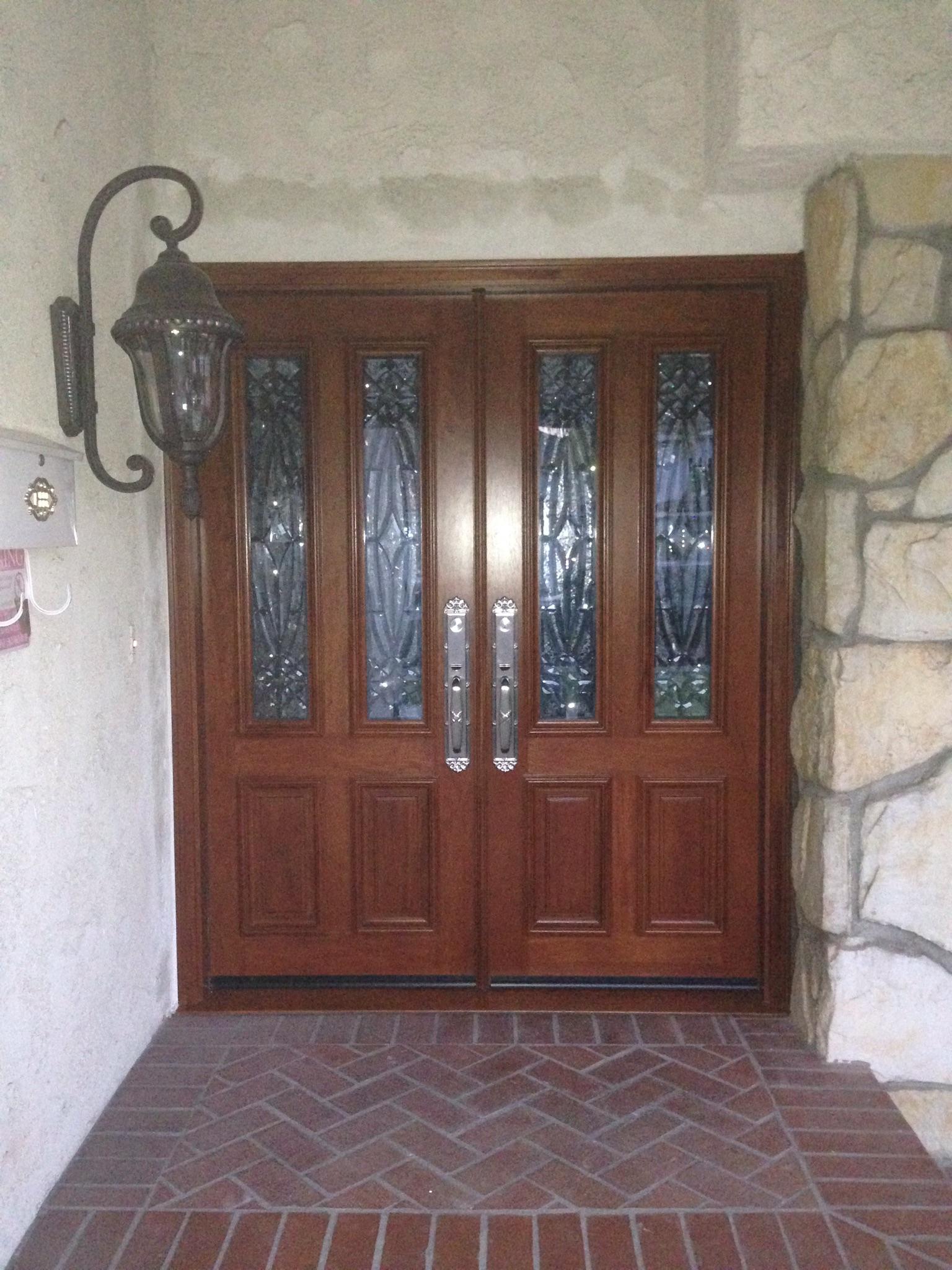 Entry Door 26