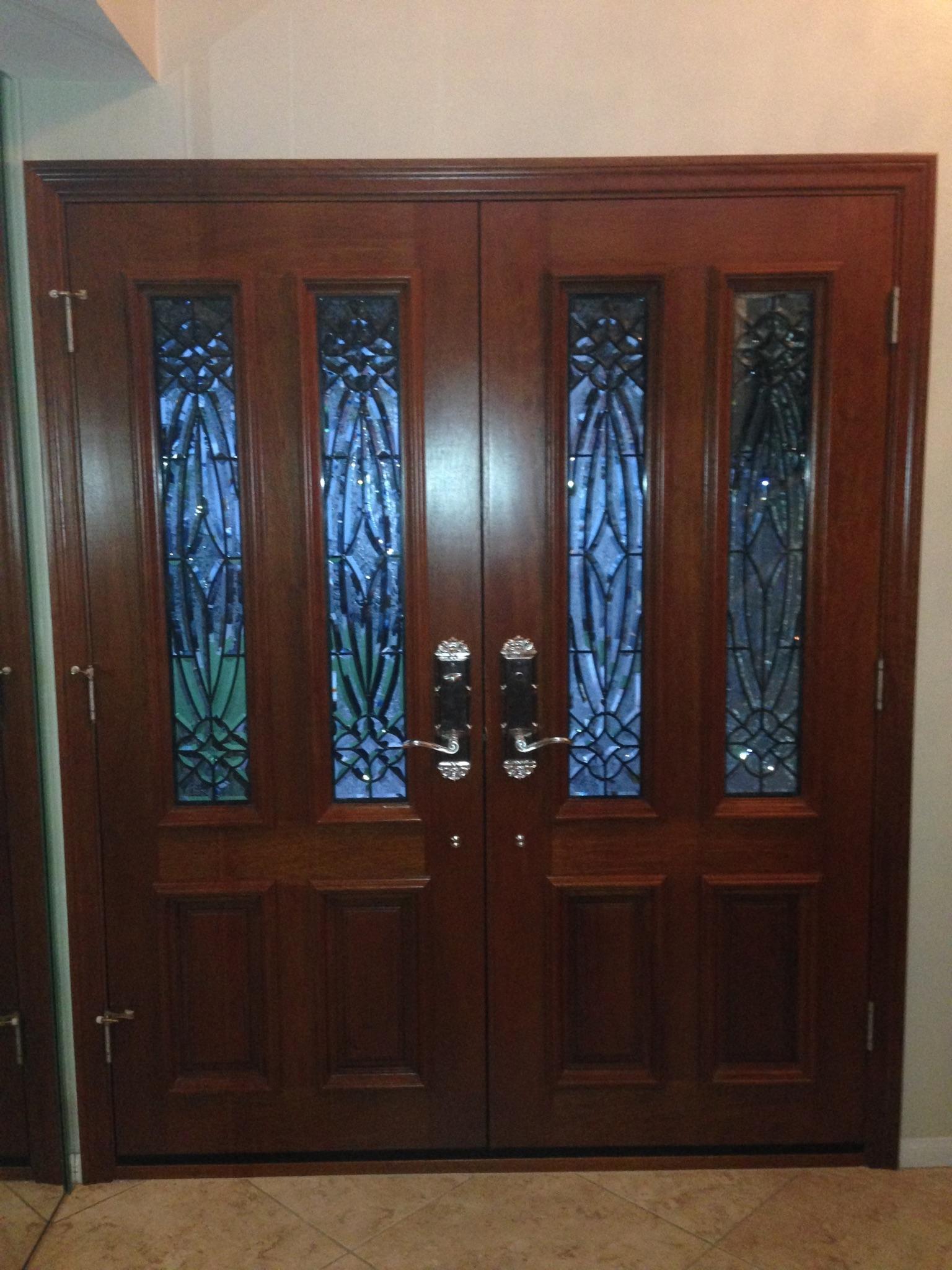 Entry Door 27