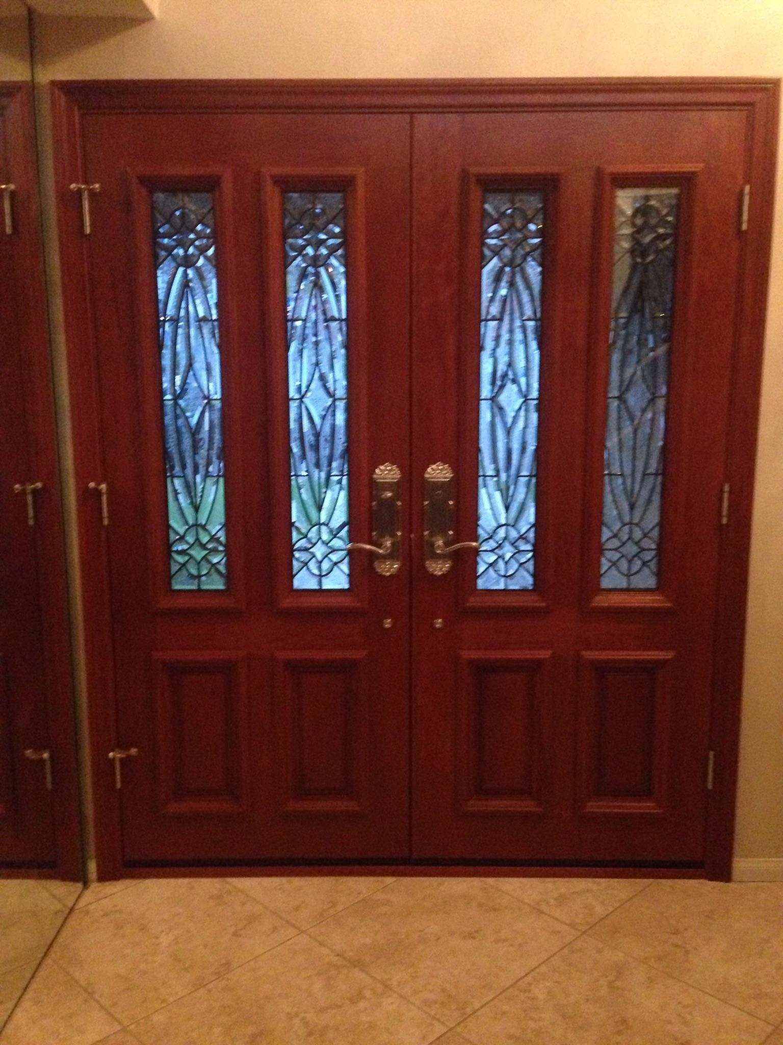 Entry Door 28