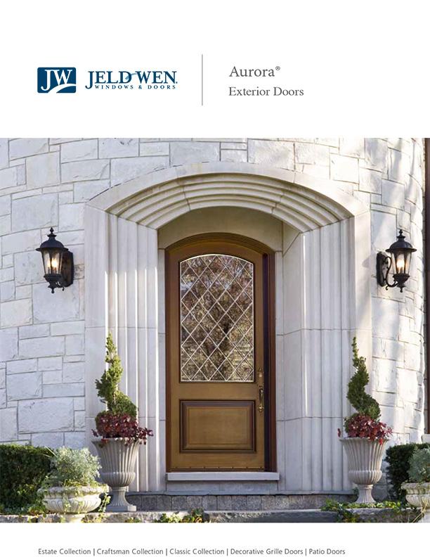 Jeld Wen Aurora Exterior Doors