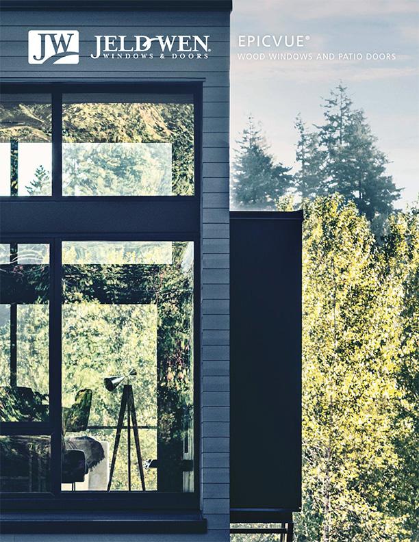 Jeld Wen Epic Vue Wood Windows and Sliding Doors