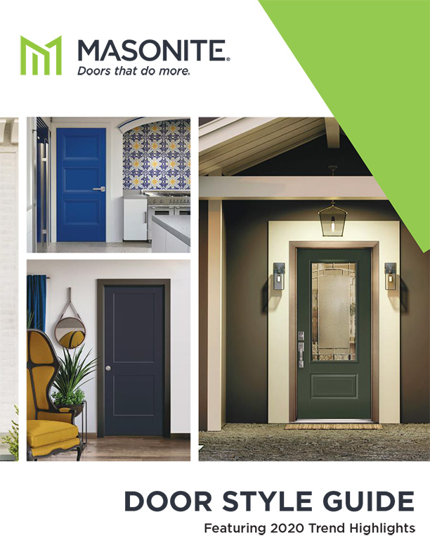 Masonite International Door Style Guide