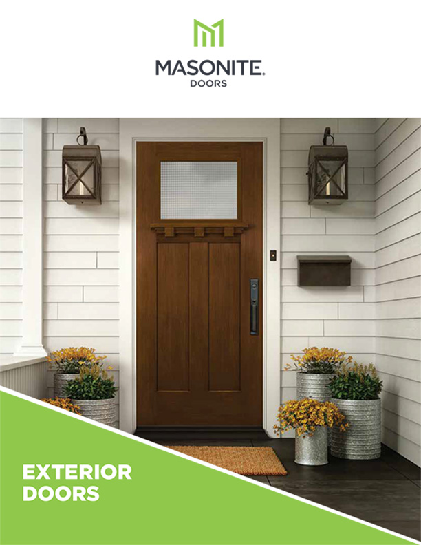 Masonite International Exterior Doors