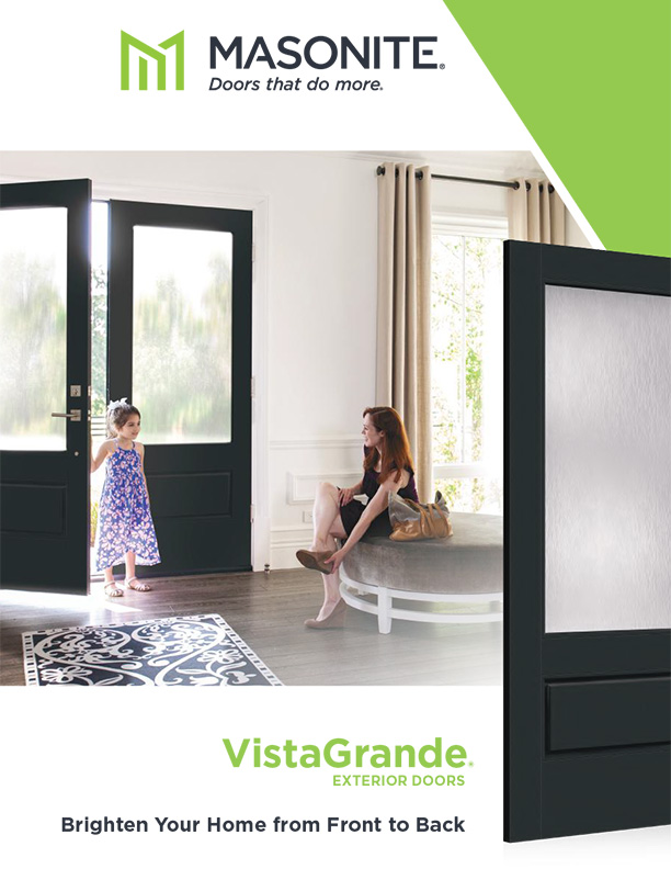 Masonite International Vista Grande Catalog