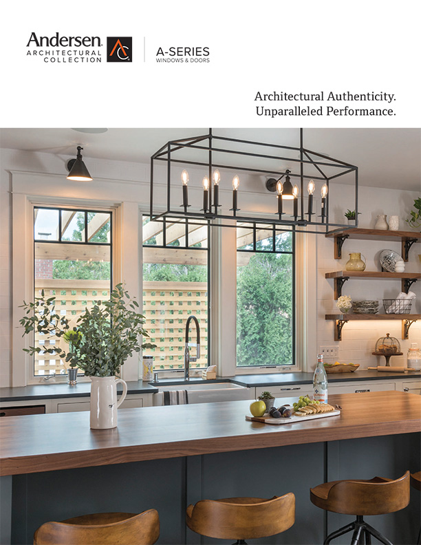 andersen windows A Series Architectural Collection Authenticity