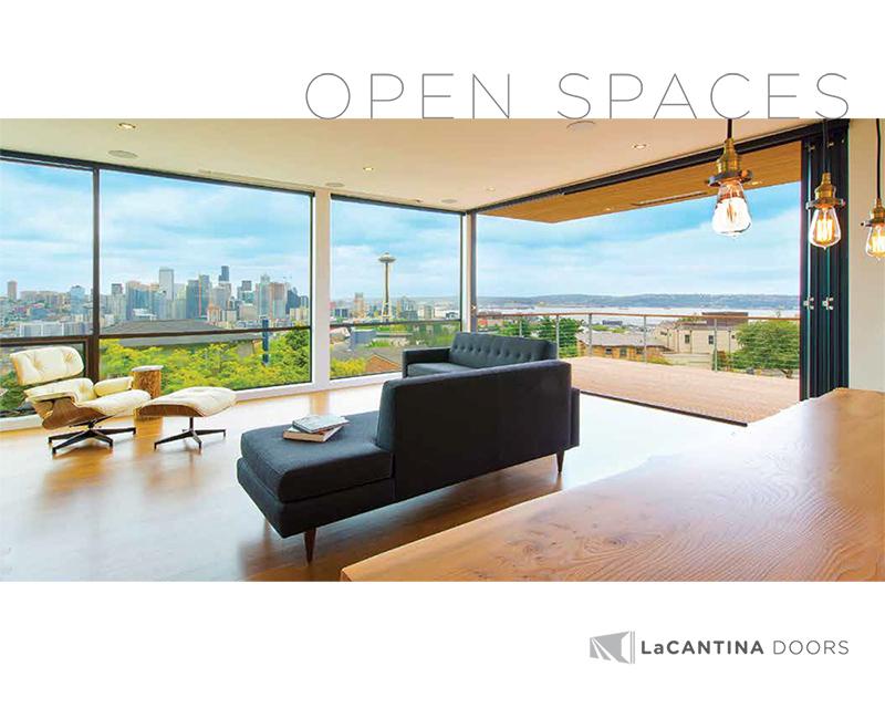 La Cantina OpenSpacesBrochure