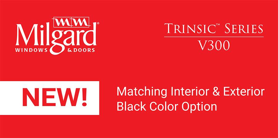 TrinsicBlack WindowCling