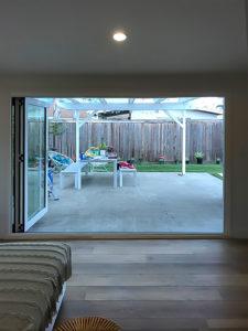 costa mesa folding patio door fully opened interior 225x300