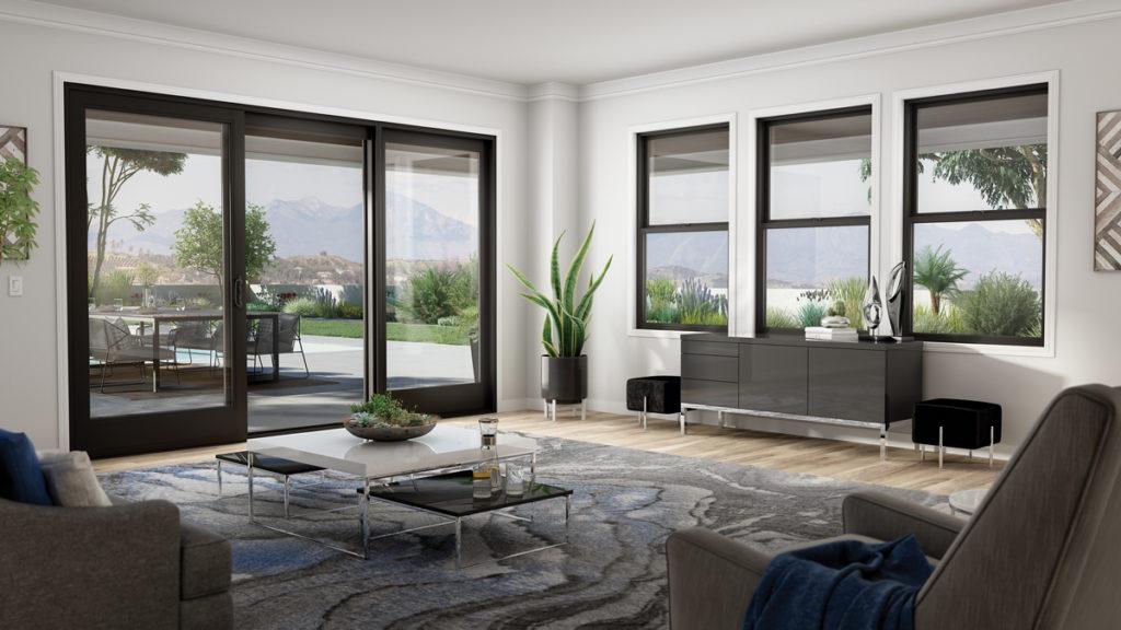 milgard Ultra windows and patio door showroom cunningham doors santa ana 1024x576